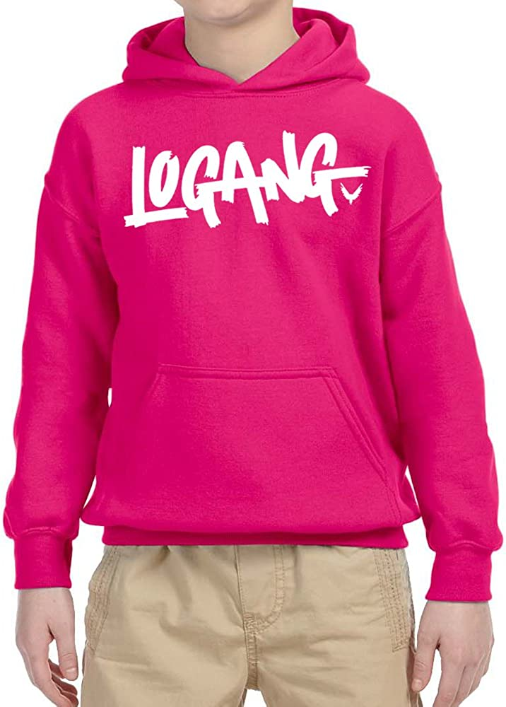 CLOTHING WORLD Logang Youth Hoodie