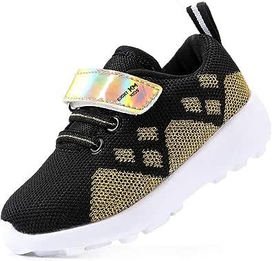 EIGHT KM Toddler Boys/Girls Shoes EKM7021 Lightweight Kids Sneakers
