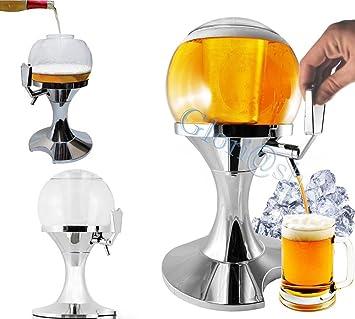 Distribuidor spillatore bola grifo dosificador cerveza a conector dispensador bebidas: Amazon.es: Hogar