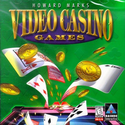 Howard Marks Video Casino Games (Jewel Case) – PC