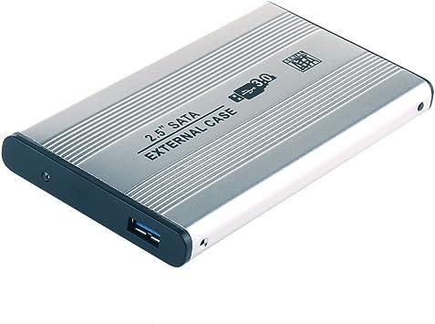 Ronsen 282U3 HDD Enclosure - USB 3.0 Caja Externa de Aluminio para Disco Duro 2.5