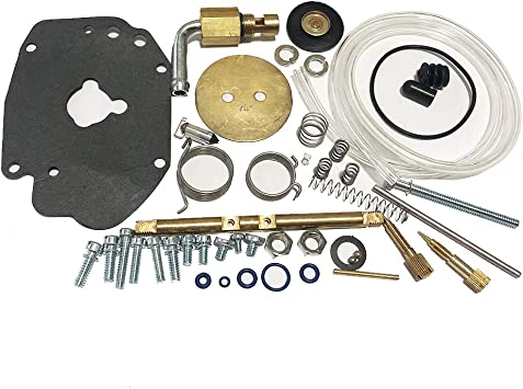 S/&S Super E Series Carburetor Master Rebuild Kit for Harley Models w// S/&S E Carb