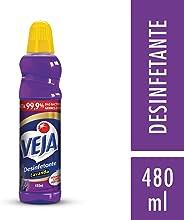 Desinfetante Lavanda 480 Ml, Veja