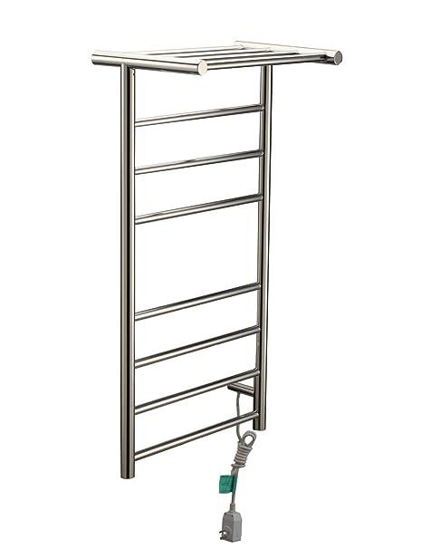 elektrothermische Radiador-calentador de toallas, toallero, Secadora para cuarto de baño