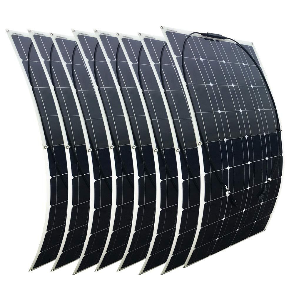 【爆買い!】 XINPUGUANG XINPUGUANG ソーラーパネルソーラーチャージャー10 B07MQ8TXD4* 100W 1000W 18V太陽光発電パネル高変換効率単結晶防水防振防塵Rvの12V電池ボートキャビンテント屋外照明停電車中泊アウトドアMC4接続ソーラー充電器(1000W) B07MQ8TXD4 1000W 800W 800W, 風間浦村:ae51387d --- a0267596.xsph.ru
