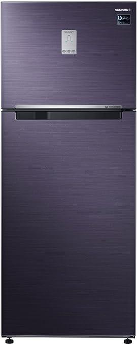 Samsung 465 L 2 Star   2019   Frost Free Double Door Refrigerator RT47K6238UT/TL, Blue, Convertible  Refrigerators