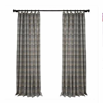 WBXZAL Vorhänge Vorhänge Minimalist Moderne Skandinavische Wind  Schattierung Vorhang, Mit Wohnzimmer, Schlafzimmer