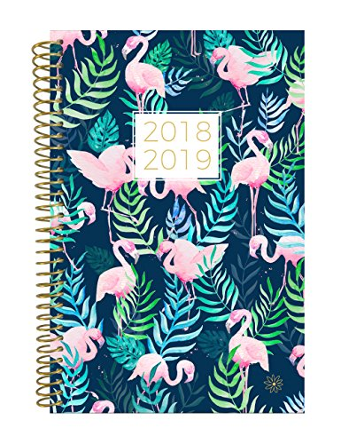 (Bloom Daily Planners 2018-2019 Academic Year Day Planner - Monthly and Weekly Datebook/Calendar Book - Inspirational Dated Agenda Organizer - (August 2018 - July 2019) - 6