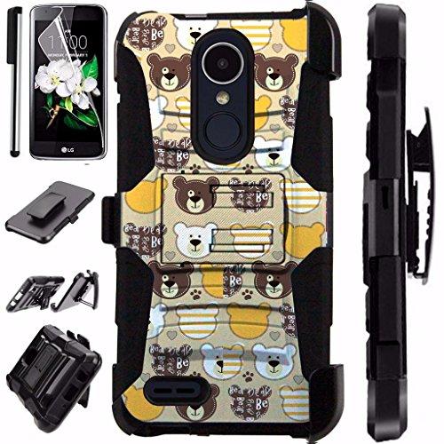 teddy bear lg phone case - 1