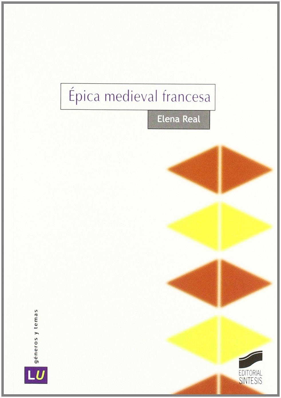 Epica Medieval Francesa (Spanish Edition) pdf