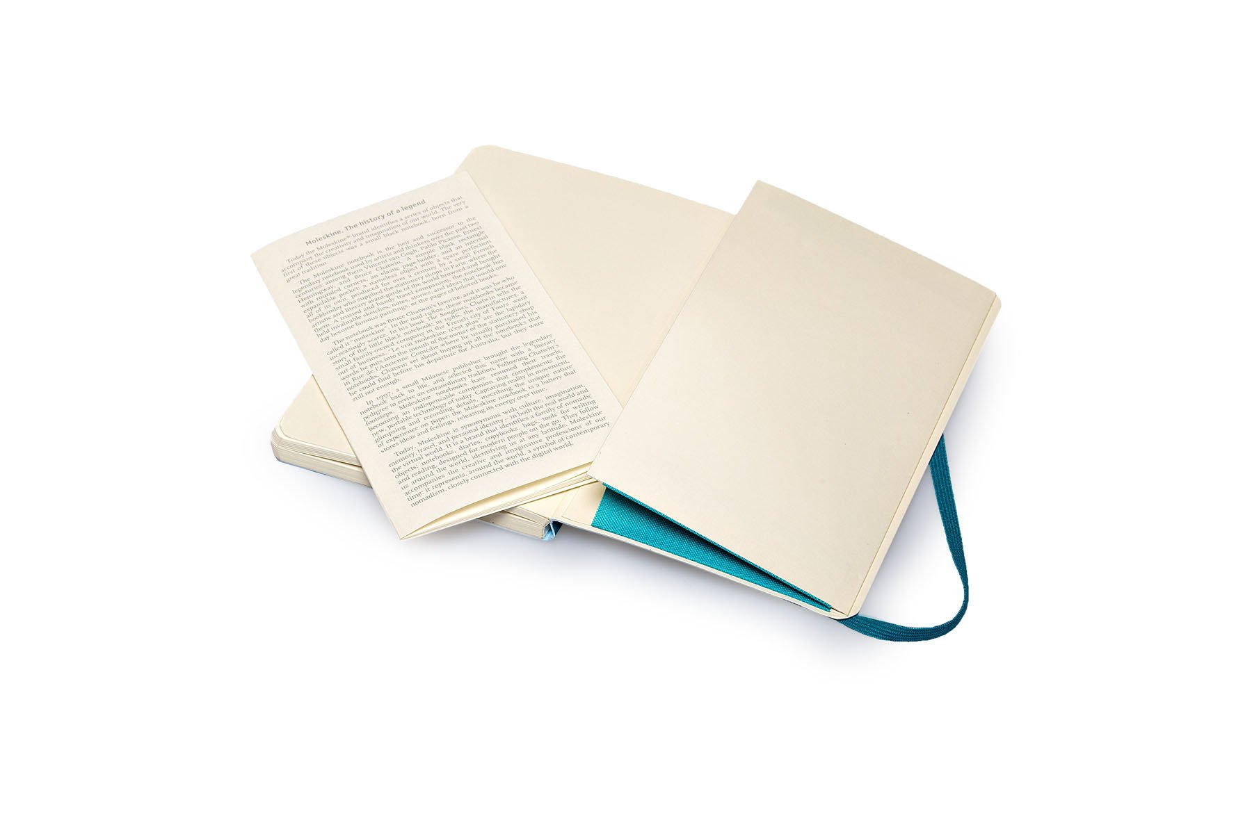 Moleskine Classic Colored Notebook, Pocket, Ruled, Underwater Blue, Soft  Cover (35 X 55): Moleskine: 9788867323517: Amazon: Books