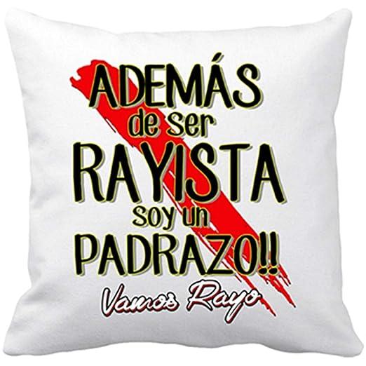 Diver Bebé Cojín con Relleno Rayo Vallecano además de ser ...