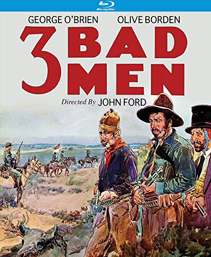 3 Bad Men (1926) [Blu-ray]