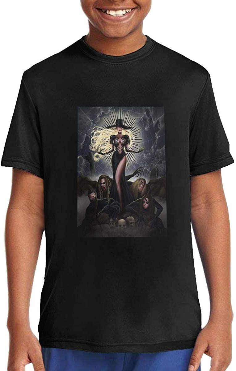 in This Moment Children T Shirts Short Sleeve Tees Boys Girls