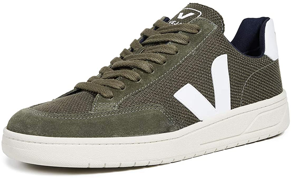Penetración amplio Despedida  Amazon.com | Veja Men's V-12 Mesh Sneakers | Fashion Sneakers