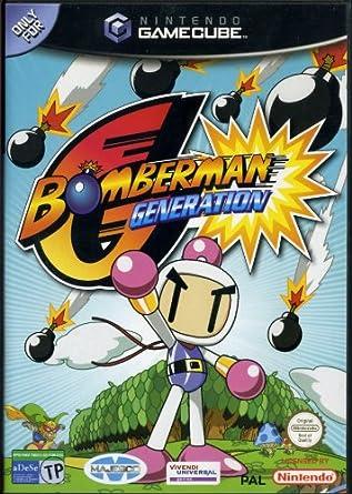 Nintendo GameCube - Bomberman Generation: Amazon.es: Videojuegos