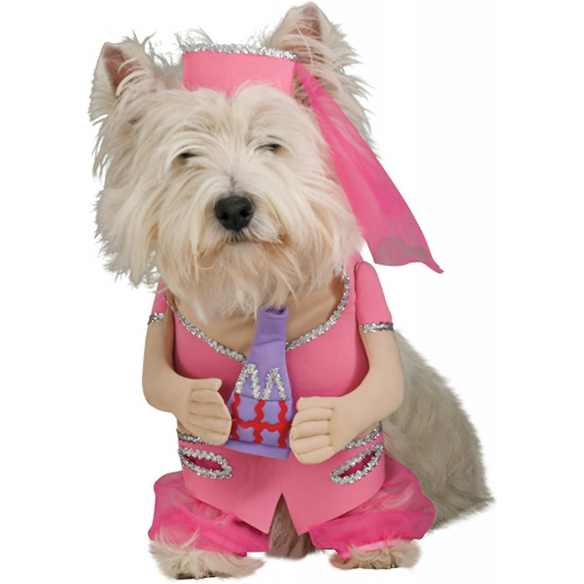 I Dream of Jeannie Dog Pet Costume X-Large