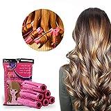 Hair Curler,Foam Sponge Hair Curlers,Pillow Hair Rollers,Hair...