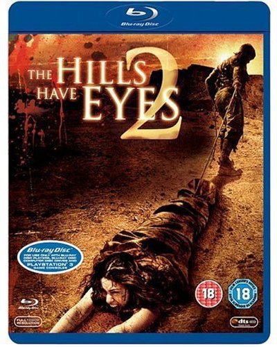 Blu-ray : Hills Have Eyes 2 (Blu-ray)