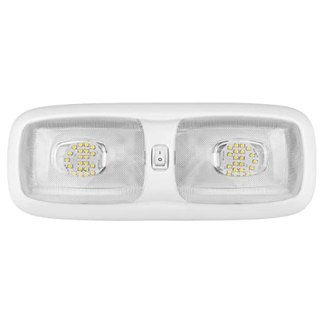 Amazon.com: Lumitronics - Lámpara de techo tipo RV: Automotive