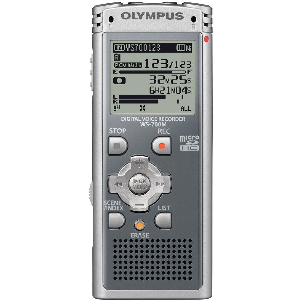 Olympus WS-700M Digital Voice Recorder 140152 (Grey)