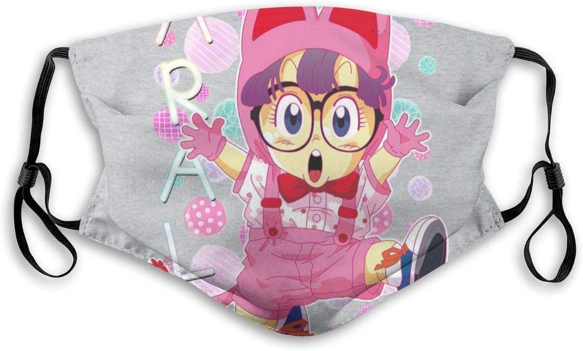 Protección Bucal Arale Norimaki Cat Maglia Dr Slump Soft Colorful Protección Bucal Diseño De Impresión Cómodo Viaje Anime Personalizado Unisex Deportes Al Aire Libre Duraderos Prot