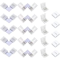 Fixget LED Strip Connector, Led Connector for Corner