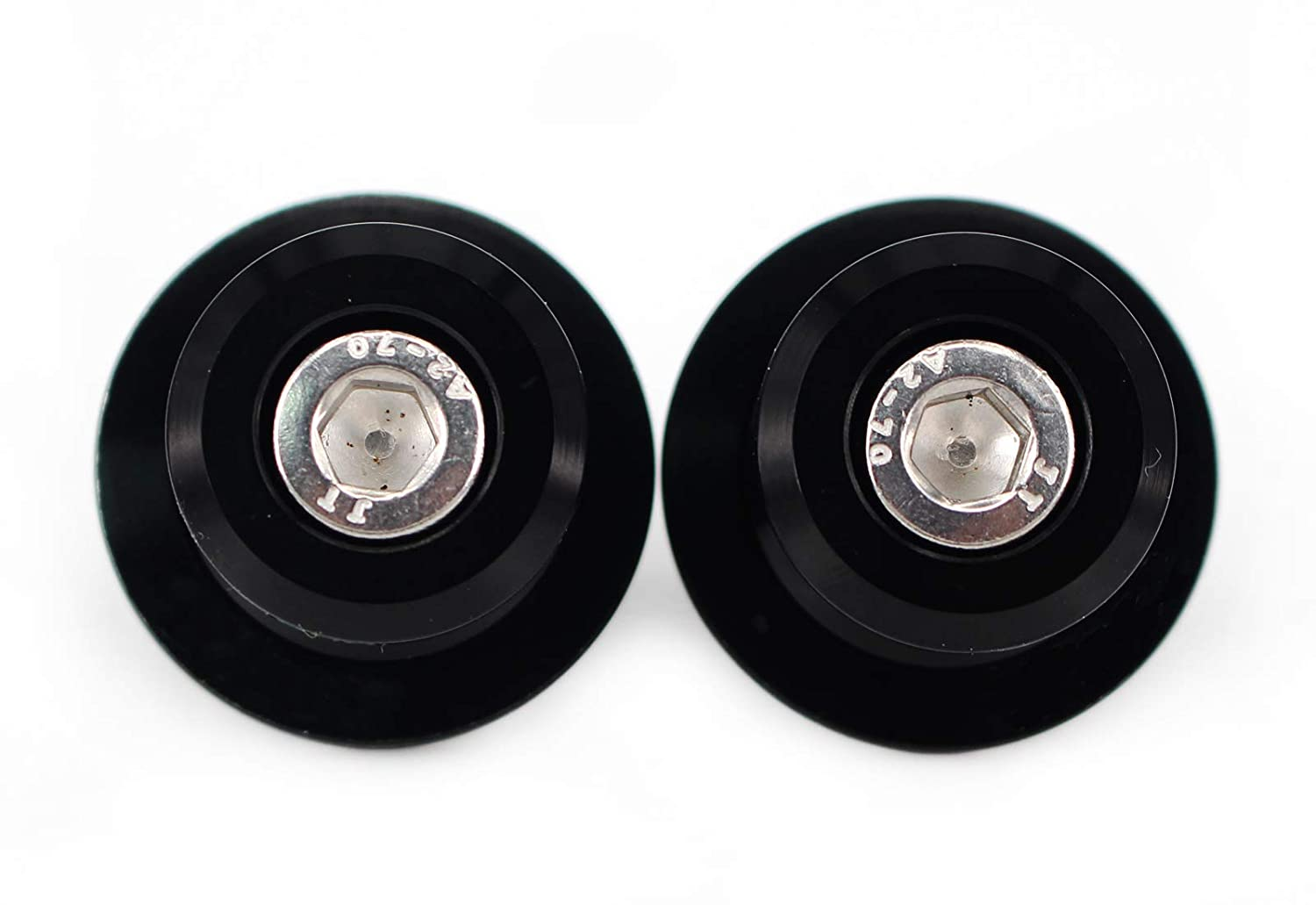 6mm Swingarm Spools Sliders For Yamaha MT-09 FZ-09 FJ-09 XSR900 MT-10 FZ-10 MT-01 MT-03 YZF-R3 R25 R6 R1