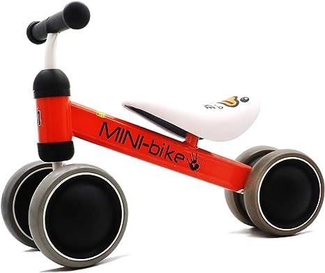 Amazon.com: Oumaiga - Mini bicicleta de equilibrio para ...