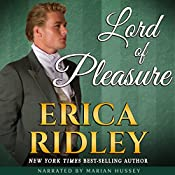Lord of Pleasure: Rogues to Riches, Book 2 | Erica Ridley