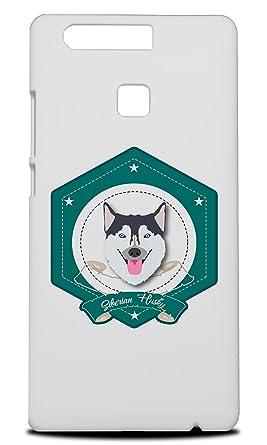 Amazon.com: Siberian Husky Dog 20 Hard Phone Case Cover for ...