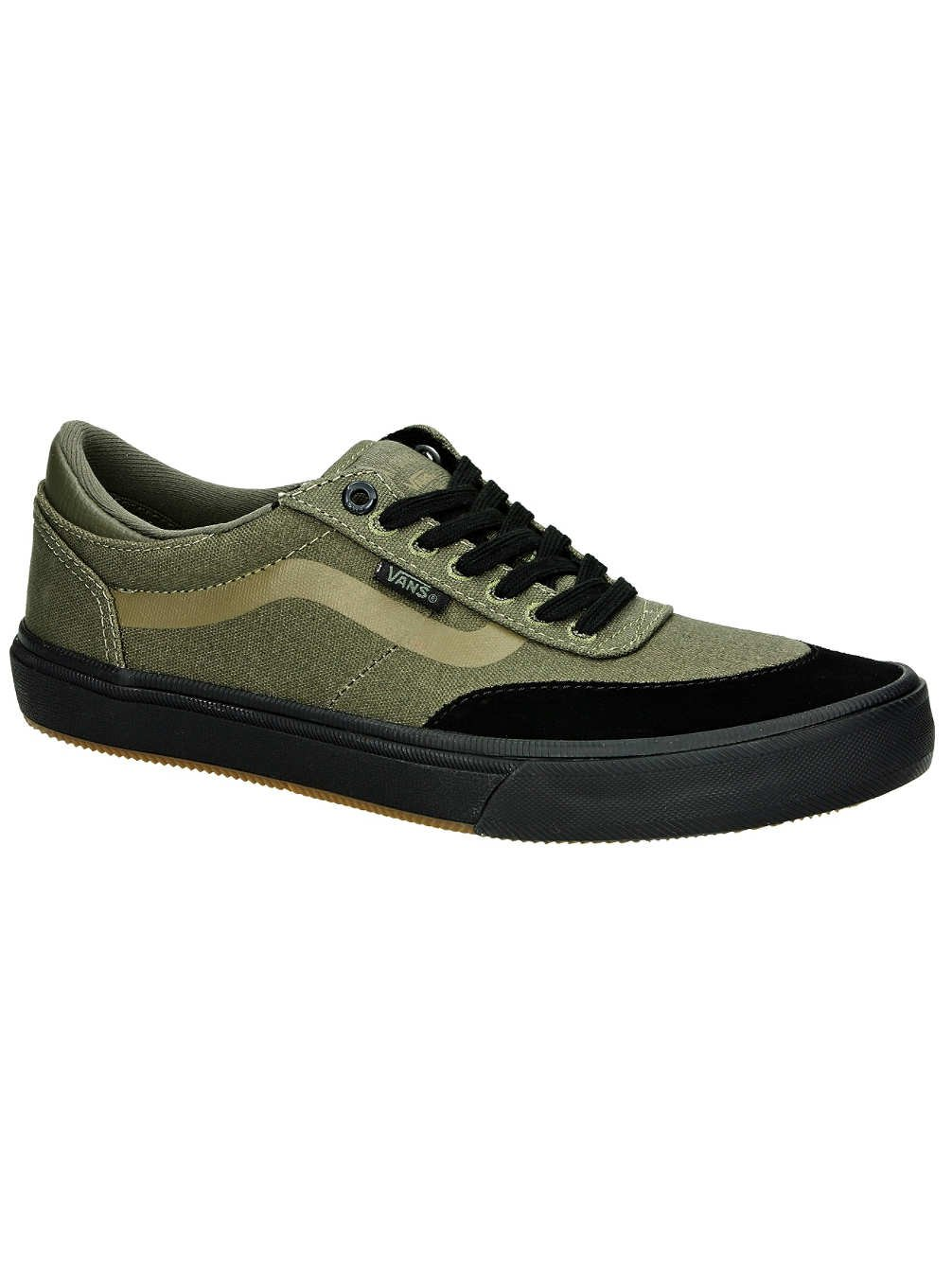 bb39aa48a5 Galleon - Vans - Mens Gilbert Crockett Skate Shoes