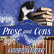 Prose and Cons: Magical Bookshop Mystery Series, Book 2 | Amanda Flower