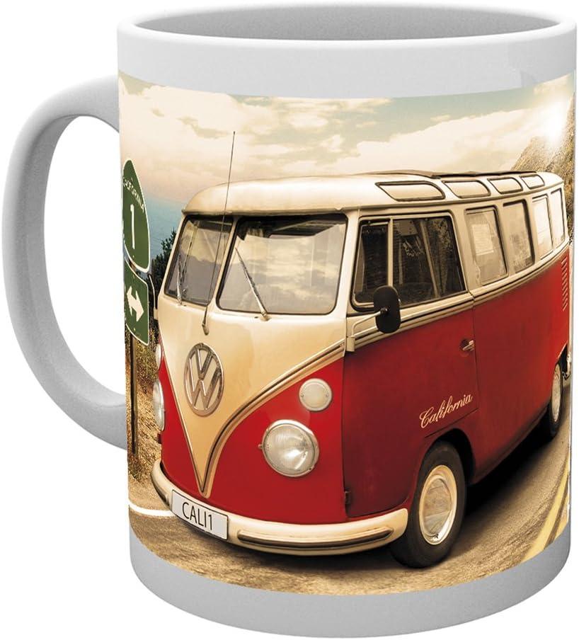VW Camper Tasse GB Eye LTD Route One