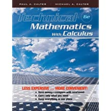 Technical Mathematics With Calculus + Wileyplus