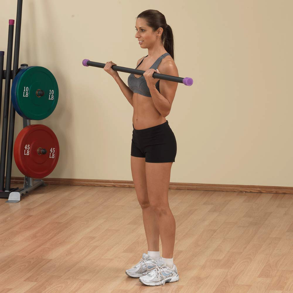 Body-Solid Tools Fitness Bar