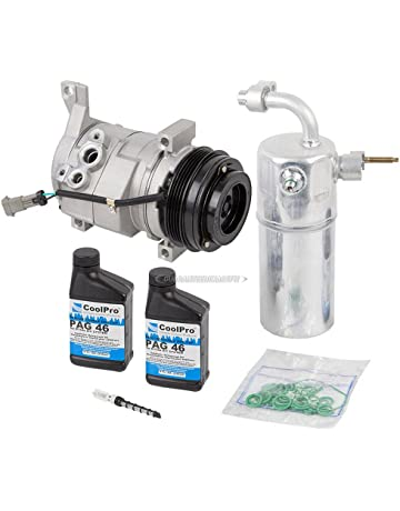 AC Compressor w/A/C Repair Kit For Chevy Suburban 1500 & GMC Yukon