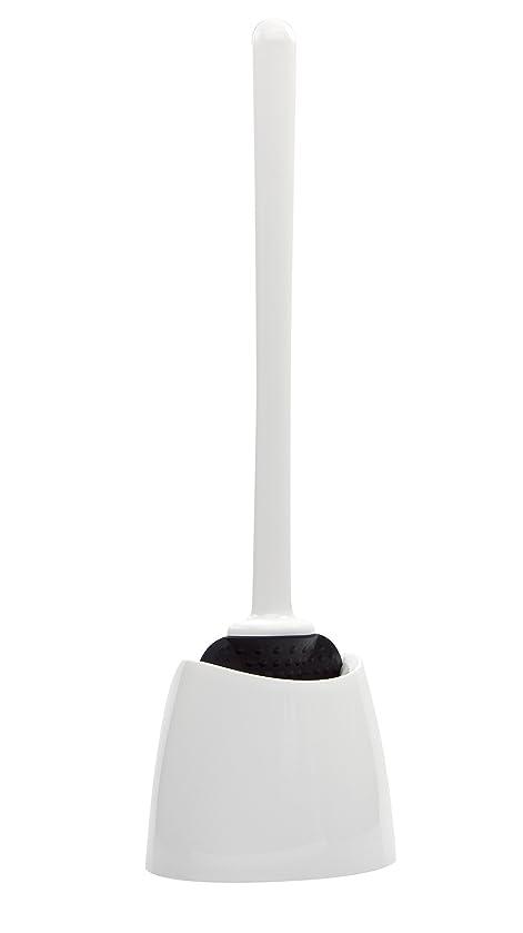 nettoyer brosse wc elegant brosse wc auralum brosse de toilettes pour nettoyage avec po with. Black Bedroom Furniture Sets. Home Design Ideas