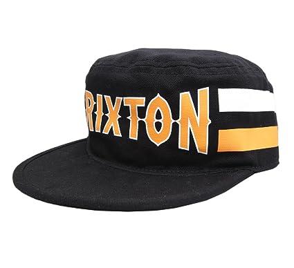 Brixton - Gorras de béisbol hombre Grit - talla L: Amazon.es: Ropa ...