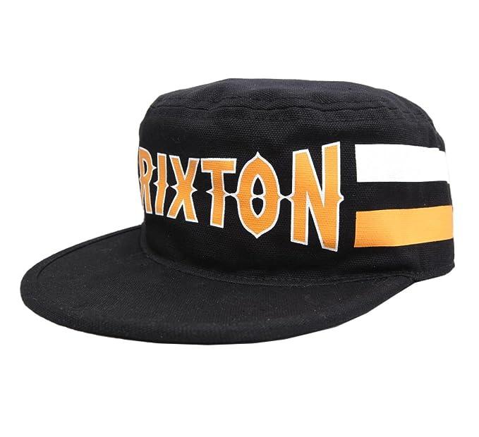 Brixton - Gorras de béisbol hombre Grit - talla L: Amazon.es: Ropa y accesorios