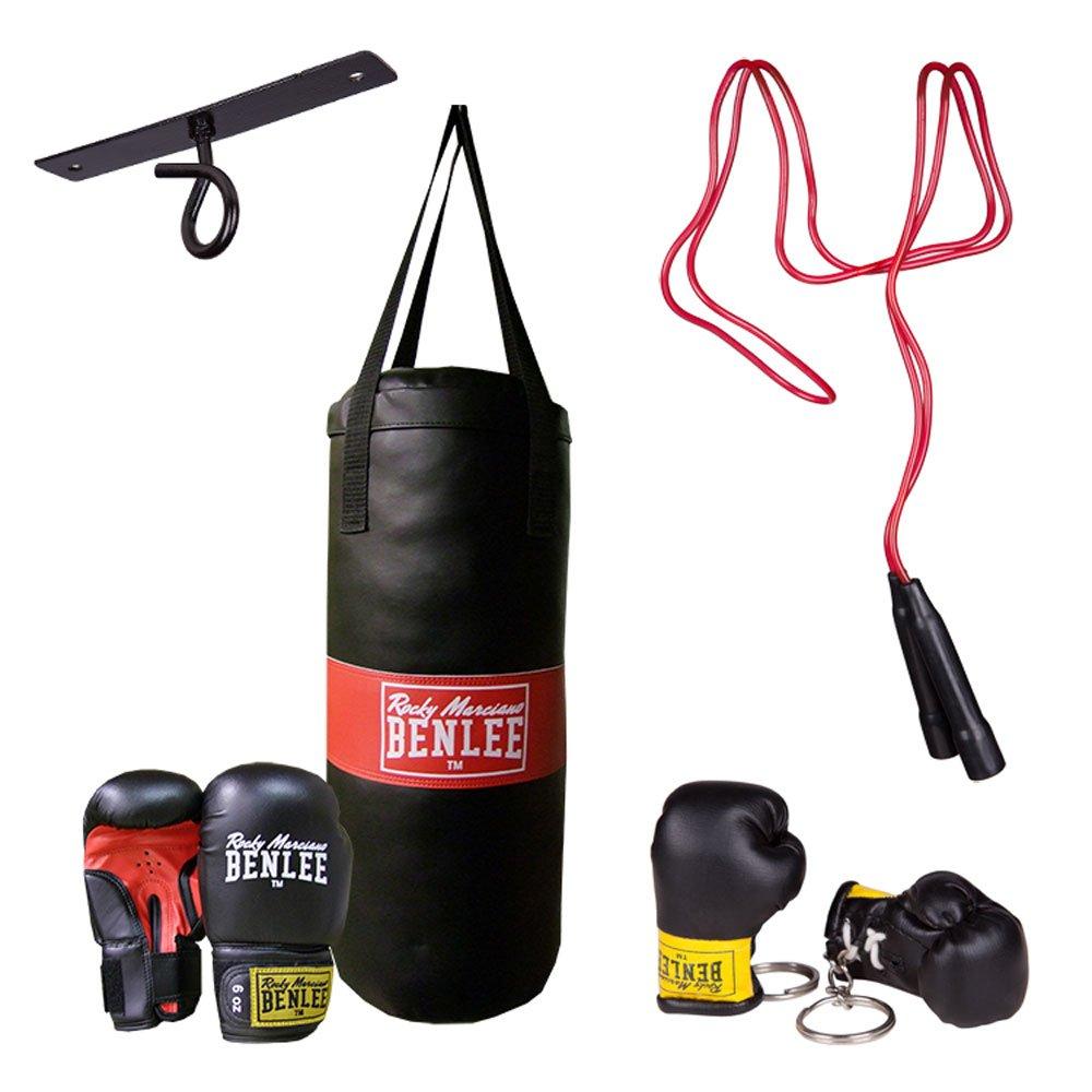 Benlee Rocky Marciano Juego de boxeo para niño compuesto de saco fijación
