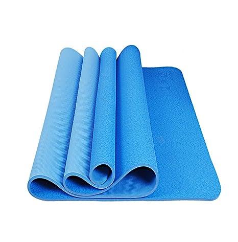 Esteras de Yoga, Material de TPE Insípido Protección del ...