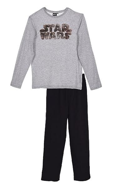 Pijama manga larga Star Wars Talla L