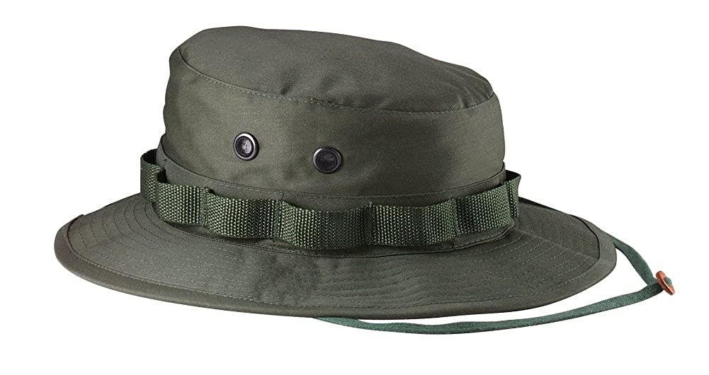 e00bcdac4ad50 Amazon.com  Rothco Ultra Force Size 7 1 2 Olive Green Military Inspired Boonie  Hat XL  Clothing