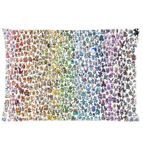 BESTER-Custom-Pokemon-Pattern-21-Pillowcase-Cushion-Cover-Design-Standard-Size-20X30-Two-Sides