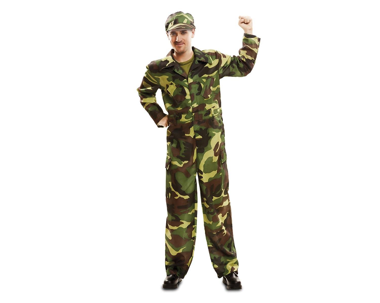 My Other Me Me - Disfraz Soldado adulto, talla M-L (Viving ...