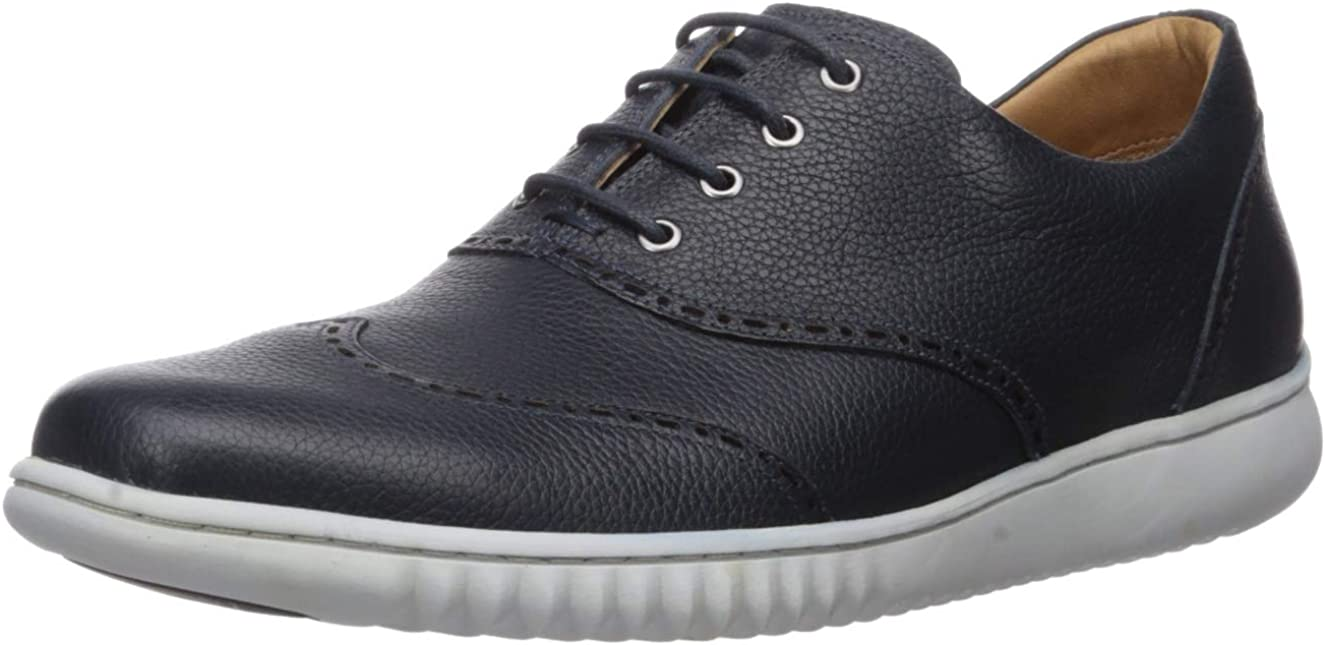 Driver 2021 new Club USA Men's Geuine Sneaker Wingtip Oxford Leather Japan Maker New with