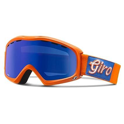 856a835d71ff Giro Snow GSG1030 Unisex Signal Googles ( Frame  Ano Orange Gameday Lens   Grey