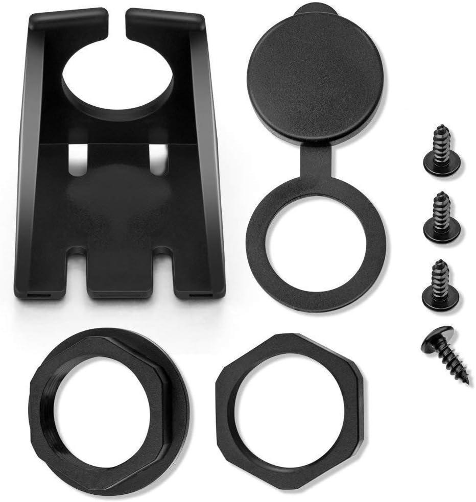 PQZATX 3Pied 2 Ports USB 3.0 Male /à USB 3.0 Femelle AUX Cable DExtension /étanche Montage de Voiture Encastr/é pour Panneau de Tableau de Bord de Voiture Camion Bateau Moto