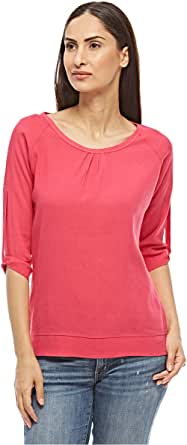Veronica Round Neck Blouse For Women